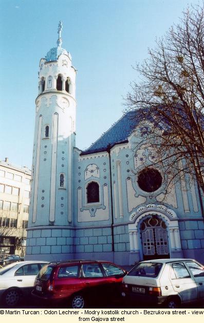 Jugendstil Art Nouveau In Bratislava By Martin Turcan