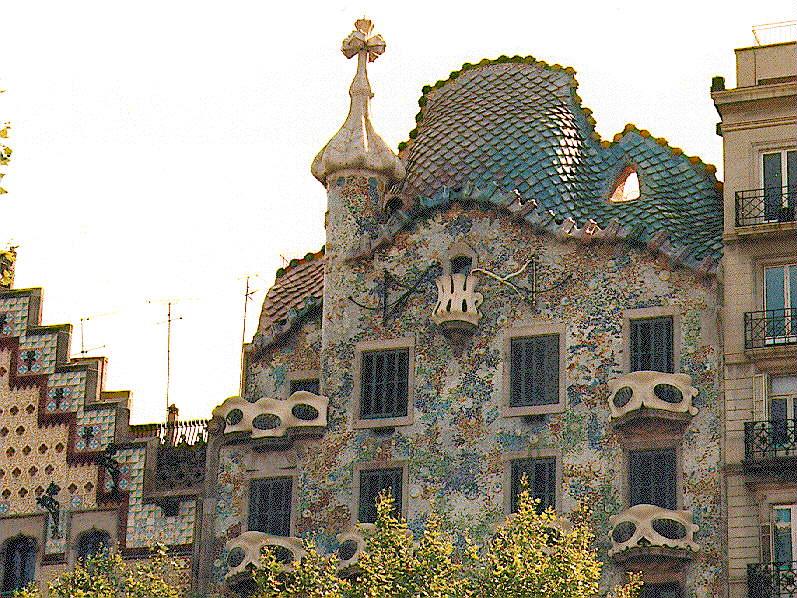 Antonio Gaudi  1852-19...
