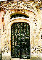 Paris France ...  sc 1 st  Art Nouveau & The Art Nouveau Door Page