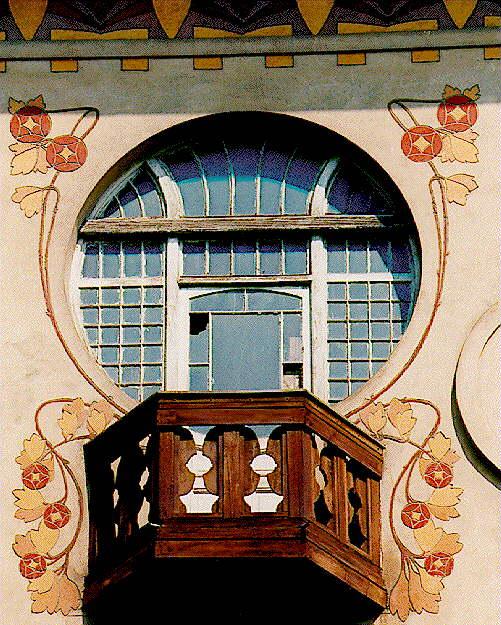 Art nouveau in prague for Door z prague