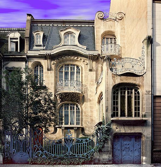 Art nouveau strasbourg 22 rue sleidan for K architecture strasbourg