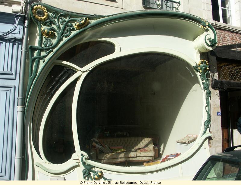Where Can I Find Art Nouveau Jugendstil Buildings