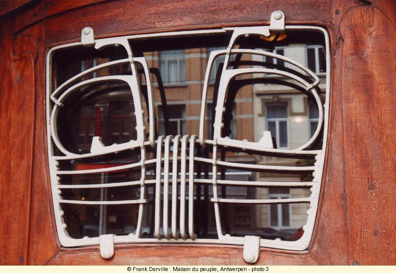 Anvers Antwerpen Art Nouveau